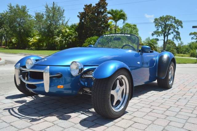 1992_Panoz_Roadster Blue
